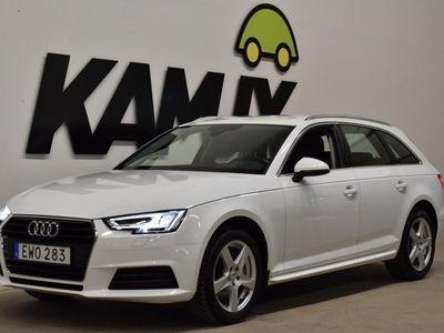 begagnad Audi A4 2.0 TDI | Proline | D-värm | S&V-Hjul | 190hk