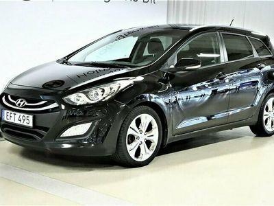 begagnad Hyundai i30 Go Edition Kombi 1.6 CRDi Manuell 110hk