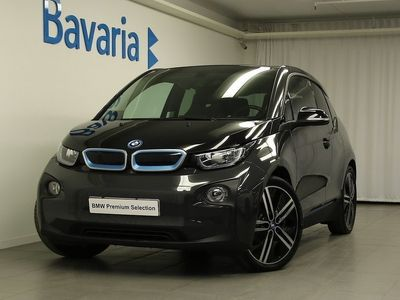begagnad BMW i3 60 Ah Comfort pkt Taklucka Komfortöppning