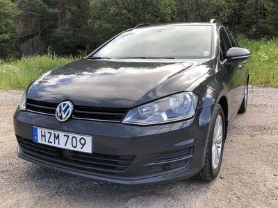 second-hand VW Golf Variant VII 1.4 TSI Multifuel Sportscombi (125hk)