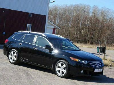 begagnad Honda Accord Tourer 2.2 Automat Skinn/lucka Byte/Avbet 800kr