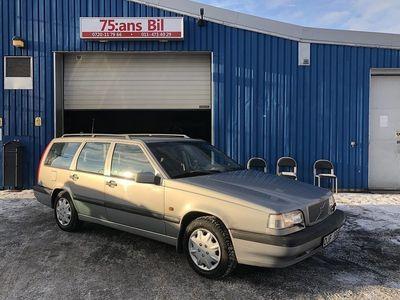 used Volvo 855 2.5 145HK ACC DRAG EN BRA BIL