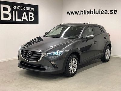 brugt Mazda CX-3 2.0 Core