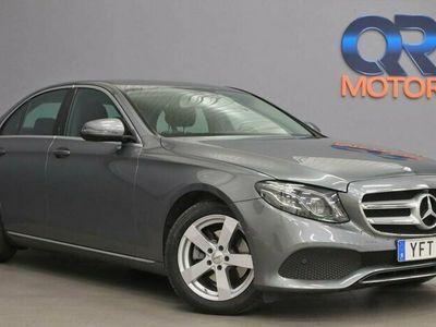 begagnad Mercedes E220 / Navigation / B-kamera / Eu6 194hk