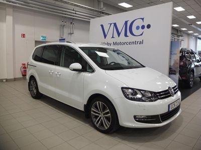 begagnad VW Sharan Minibuss