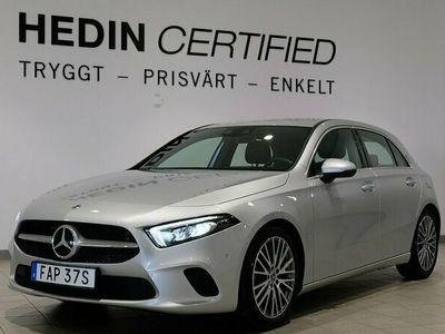 begagnad Mercedes A180 - BenzSE EDITION,MANUELL 2021