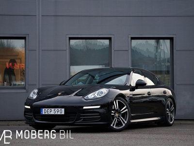 begagnad Porsche Panamera 4 310hk Navi PASM Sportavgas Sv.Såld