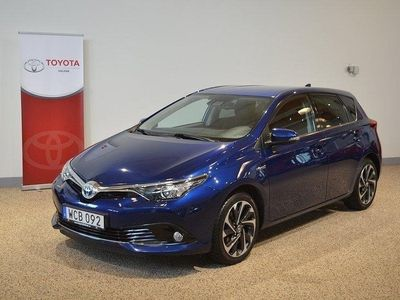 begagnad Toyota Auris Hybrid 1.8 VVT-i 5D Active Plus