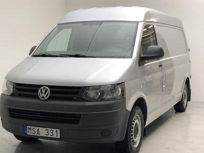 begagnad VW Transporter VW T5 2.0 TDI 2012, Transportbil 65 000 kr
