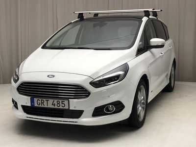 begagnad Ford S-MAX 2.0 TDCi AWD