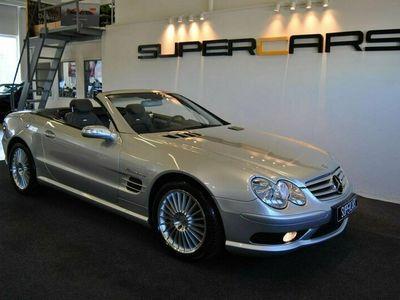 begagnad Mercedes SL55 AMG AMG 500hk Svensksåld 4900mil