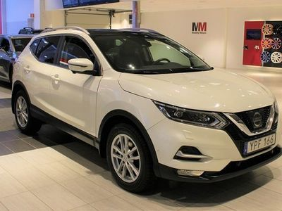 begagnad Nissan Qashqai 1.2 DIG-T Euro 6 115hk AUTO / TEKNA