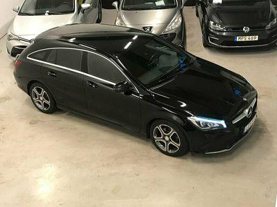 begagnad Mercedes CLA220 Shooting Brake d 7G-DCT Euro 6 177hk