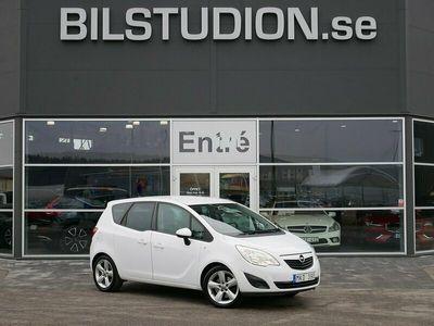begagnad Opel Meriva 1.4 Turbo 140hk,10.400mil