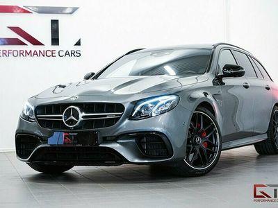 begagnad Mercedes S63 AMG AMG E4Matic+ Pano 360* Night 612hk