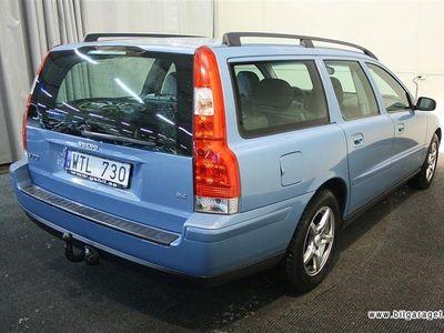 begagnad Volvo V70 2.4 170 Addition Kombi 2005