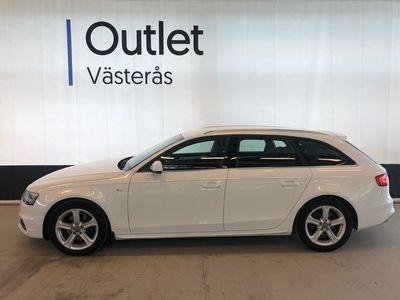 gebraucht Audi A4 Avant 1.8 TFSI 170hk EU6 Sports Edition