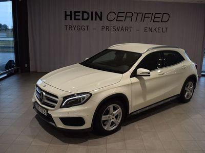 begagnad Mercedes GLA220 220cdi //P-värmare // AMG //BECKER® Nav