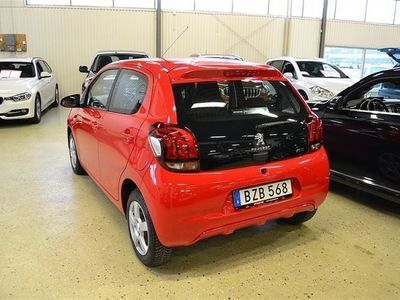 gebraucht Peugeot 108 PureTech 5dr V-HJUL