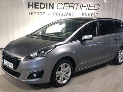 begagnad Peugeot 5008 1.6 BlueHDi AUT 120hk Allure