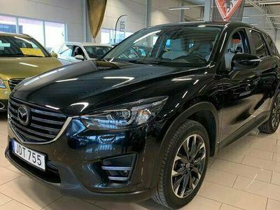 begagnad Mazda CX-5 2.2 OPTIMUM AWD Automat 2016, SUV Pris 209 000 kr