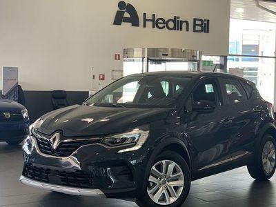 begagnad Renault Captur TCE ZEN (100hk)