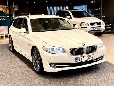 begagnad BMW 530 d Touring Sportstolar Aut Sv-Såld 245