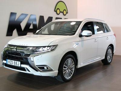 begagnad Mitsubishi Outlander P-HEV Plug-In 4WD | Business X | Drag | 230hk