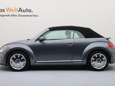 begagnad VW Beetle Cab TSI 150/Premium -16