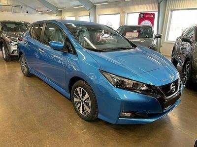 begagnad Nissan Leaf Acenta MY20 40 kWh 2021, Halvkombi Pris 402 050 kr