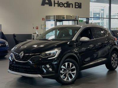 begagnad Renault Captur TCE INTENS (100hk)