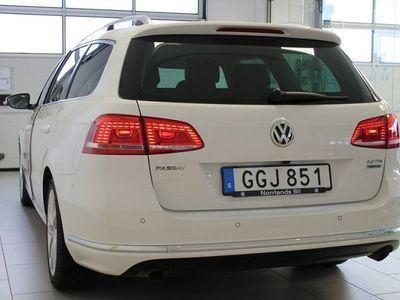 begagnad VW Passat Sportscombi GT TDI DSG 4M Rline