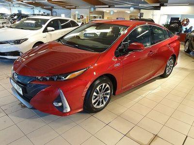 begagnad Toyota Prius Plug-in Hybrid 1,8 Executive Navigation