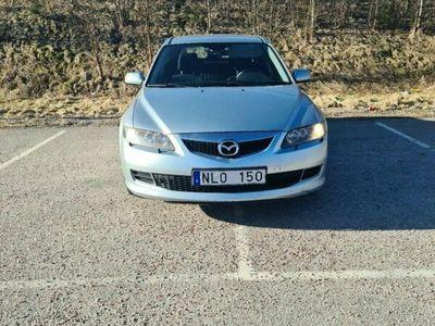 begagnad Mazda 6 KOMBISEDAN 2.0 D
