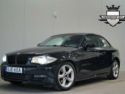 begagnad BMW 120 Coupé d Auto Advantage S&V 177hk