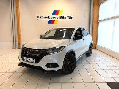 begagnad Honda HR-V 1.5 T Sport Navi Manuell 2019, SUV 259 600 kr