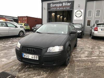 gebraucht Audi A3 Sportback 1.6 AUT 0%RÄNTA M-VÄRM. 1 -05