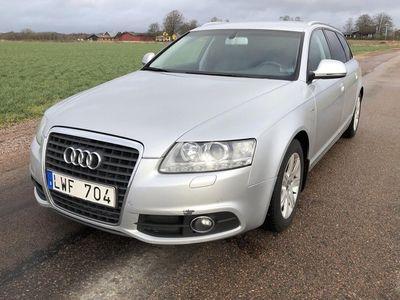 begagnad Audi A6 2.0 TDI Avant 2011, Personbil 70 000 kr