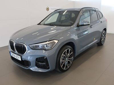 used BMW X1 xDrive20d M Sport Connected Innovation