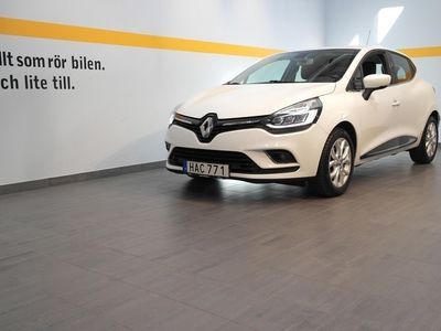 used Renault Clio IV PhII Energy TCe 90 Intens 5-d