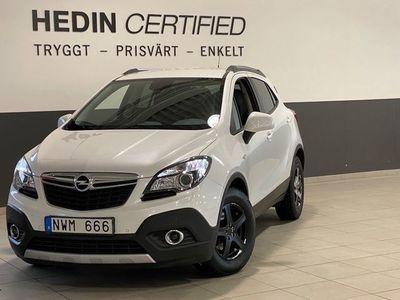 begagnad Opel Mokka 1.4 Turbo 140hk
