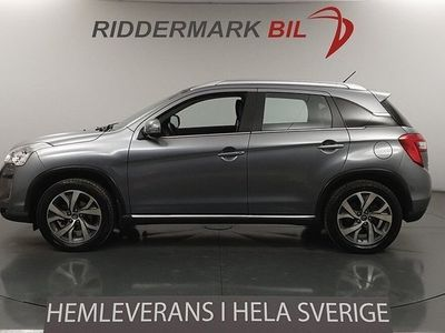 begagnad Citroën C4 Aircross 1.6 4WD Drag Panorama Pdc 2014, SUV 108 900 kr