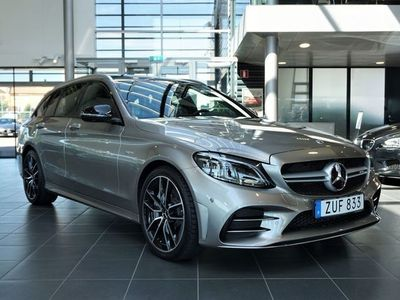 begagnad Mercedes C43 AMG CT AMG 4M 390Hk 777 mil Leasebar