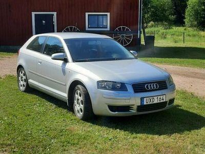 begagnad Audi A3 1,6 FSI