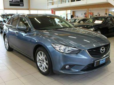 begagnad Mazda 6 6 6 Wagon 2.2 SKYACTIV-D AUT EURO2013, Kombi 109 900 kr