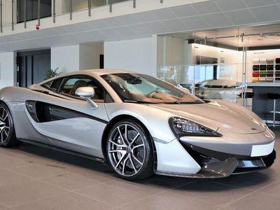 begagnad McLaren 570S 3.8 570 hk / Nyservad / Svensksåld