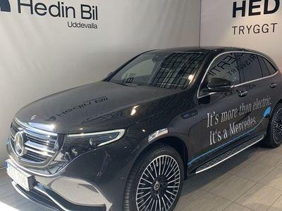 begagnad Mercedes EQC 400 //AMG-Line//Multibeam//Drag//Premiumpaket