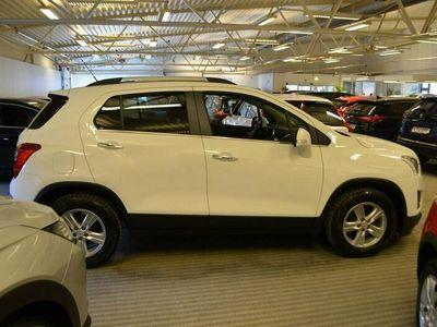 begagnad Chevrolet Trax 1,6L 116hk Bensin Manuell Backkamera FWD