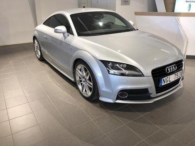 begagnad Audi TT 1.8 TFSI