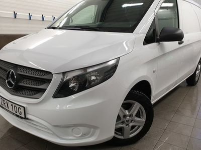 begagnad Mercedes Vito Benz 116 CDi Skåp Lång 2019, Transportbil 382 375 kr